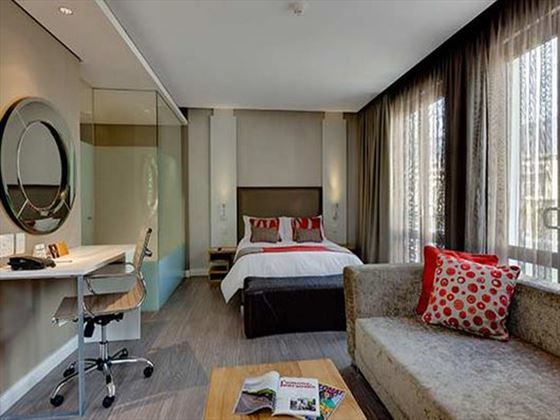 Bedroom at Protea Hotel Breakwater Lodge Waterfront