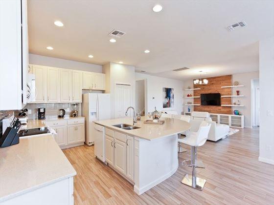 Bella Vida Resort Platinum Homes Kitchen