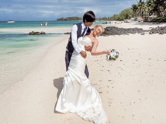 Weddings at LUX* Belle-Mare