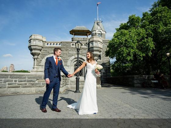 Belvedere Castle & terrace