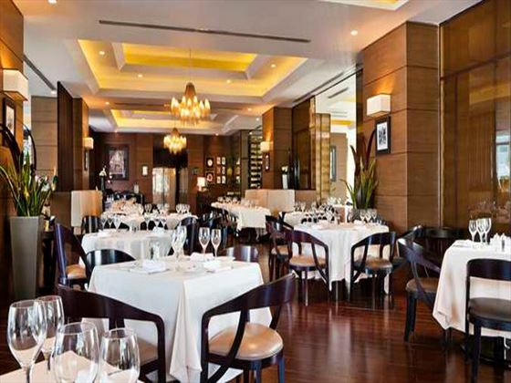 BiCE restaurant at Hilton Dubai Jumeirah Beach Resort