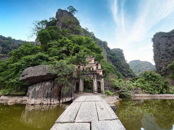 Bich Dong Pagoda in Ninh Binh