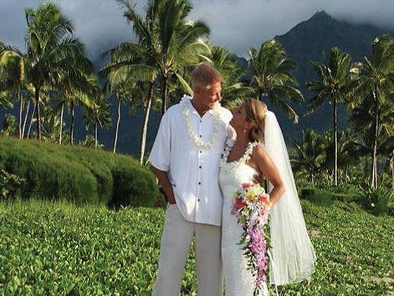 Beautiful Big Island weddings