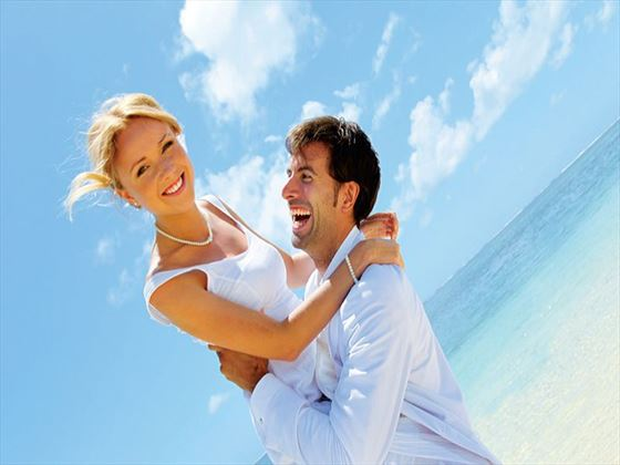 Romance moments at the Blau Varadero