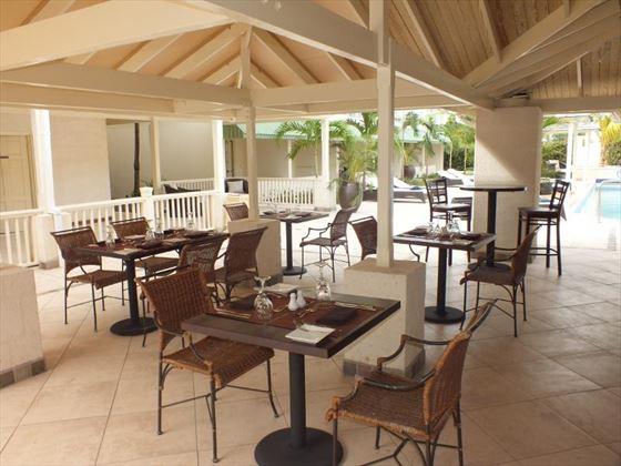 blu St Lucia restaurant
