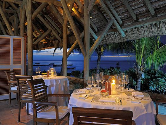 Blue Marlin Restaurant at Paradis