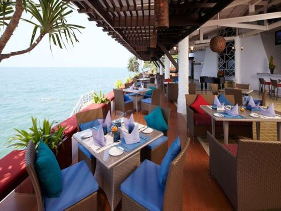 Breezeo restaurant at Royal Cliff Hotels Group