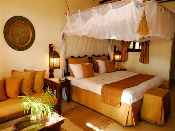 Breezes Beach Club & Spa bedroom