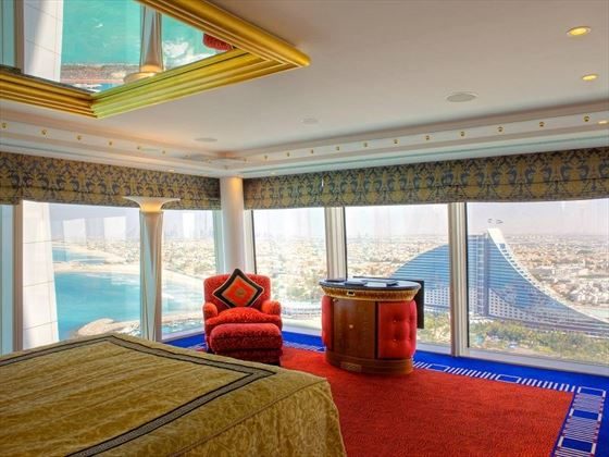 Burj Al Arab Jumeirah Panoramic Suite