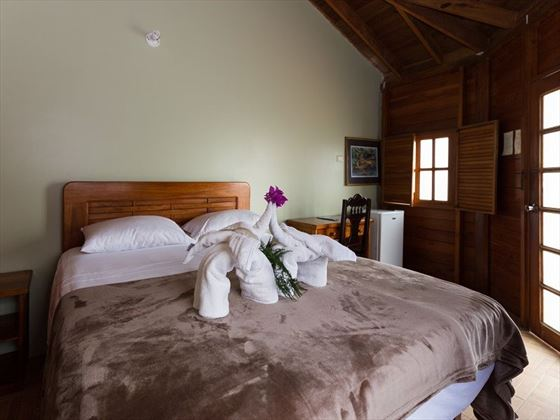 Cabana room interior
