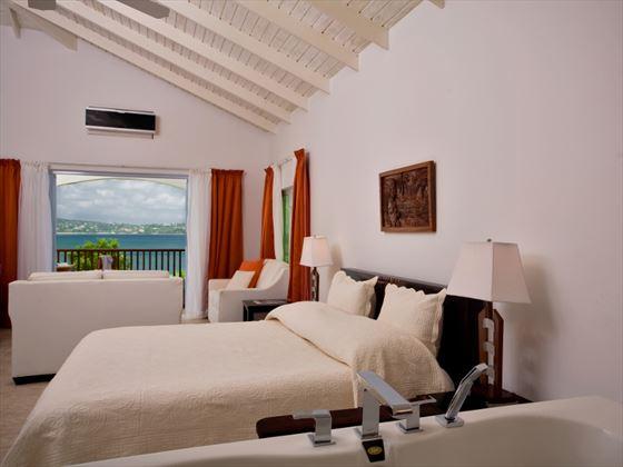 Calabash Cove Ocean View Junior Suite