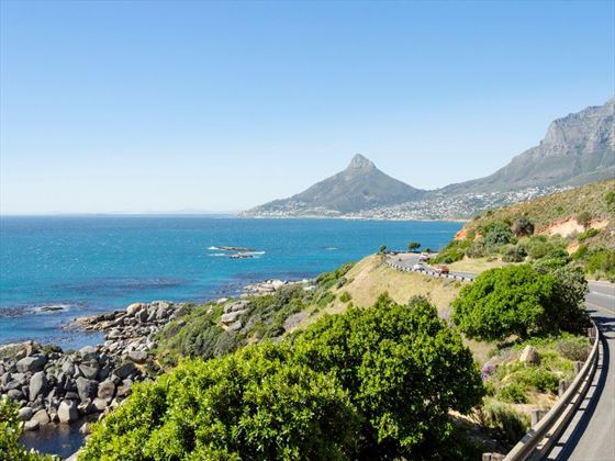 Cape Town - view of Singal Hill