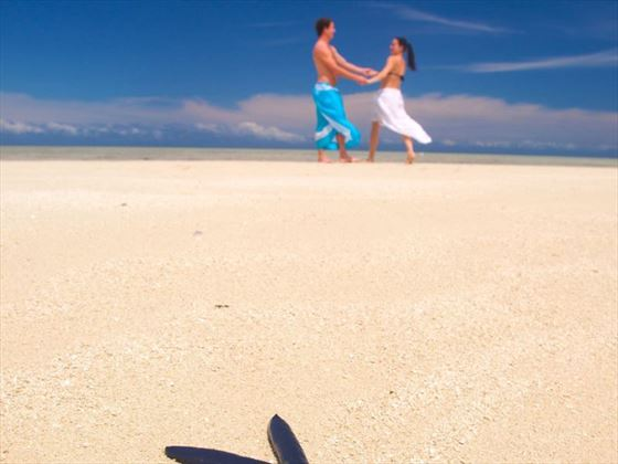 Fun & romance, Castaway Island