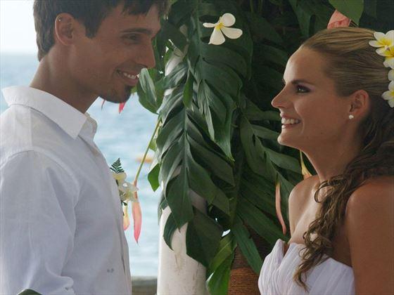 Beautiful weddings, Castaway Island
