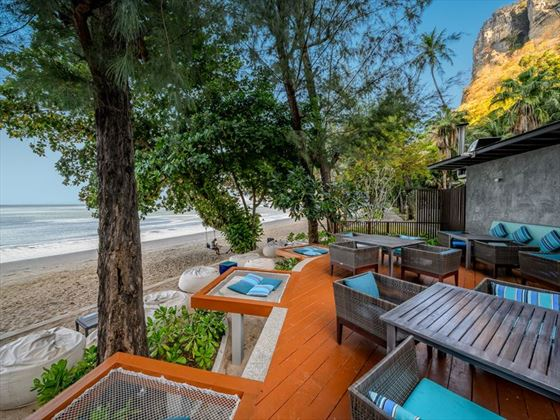 Coast Beach Club & Bistro at Centara Grand Beach Resort, Krabi