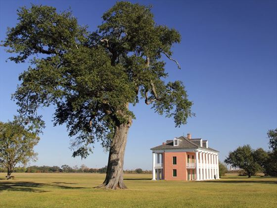 Chalmette Battlefield & Beauregard House