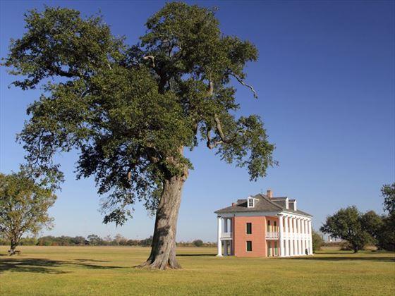Chalmette Battlefield & Beauregard House