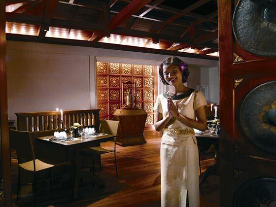 Chanadda restaurant at Katathani Phuket Beach Resort Hotel