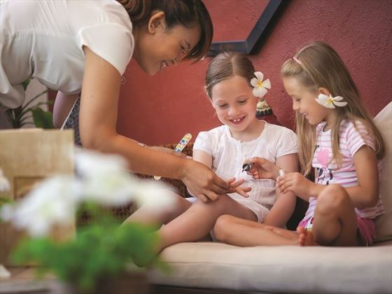 Children's Activities, Belmond Napasai