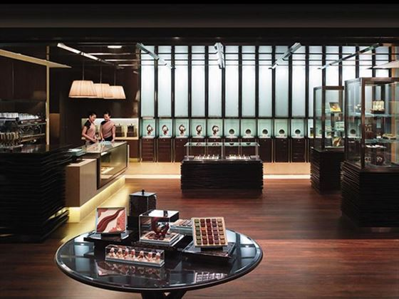 Chocolate boutique at Shangri-La Bangkok