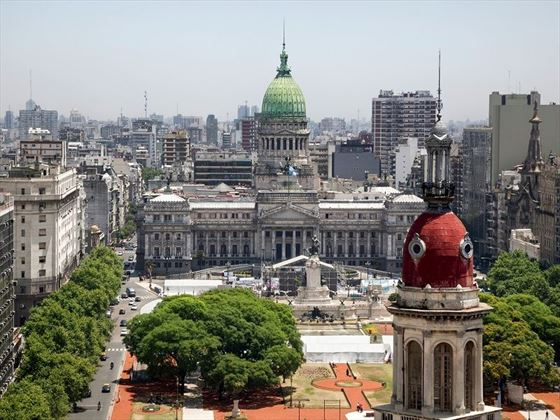 Buenos Aires Cityscapes, Argentina