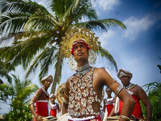 Your traditional Kandyan dancers & drummers at your wedding