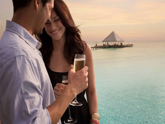 Renewal of Vows on Coco Palm Bodu Hithi