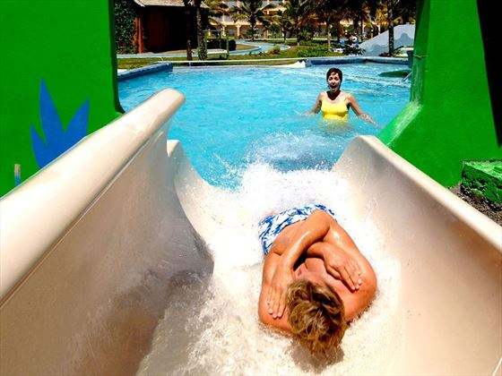 Cocoland waterslide