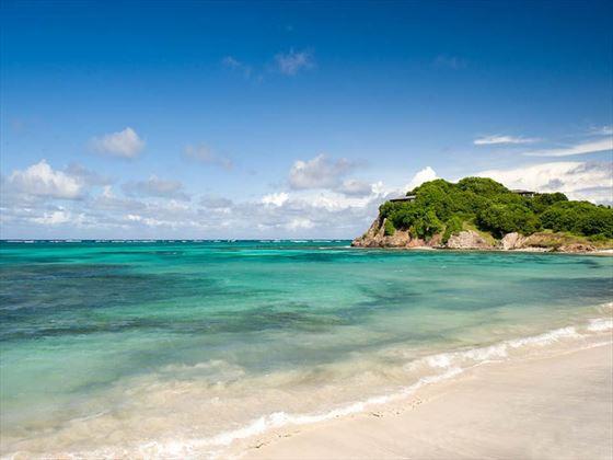 Conch Bay at Petit St Vincent