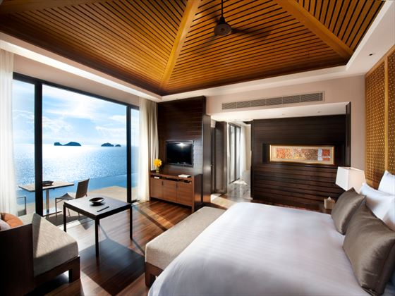 Conrad Koh Samui Oceanview Pool Villa