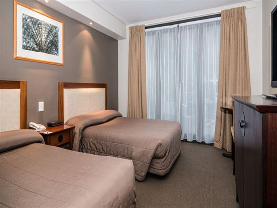 Copthorne Hotel Auckland Superior Twin Room