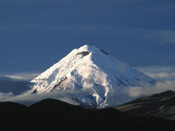 Cotopaxi Mountain