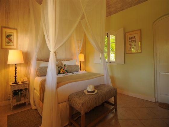 Cotton House Cottage bedroom
