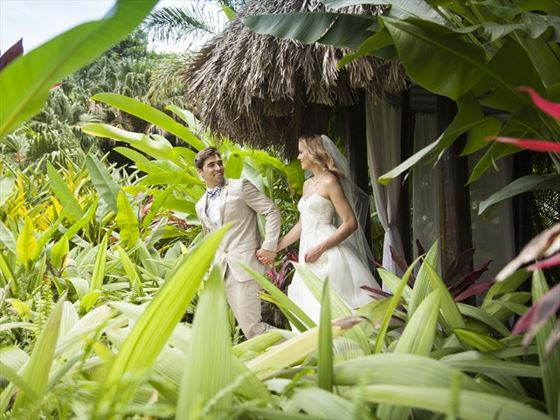 Beautiful Jamaican weddings at Couples Negril