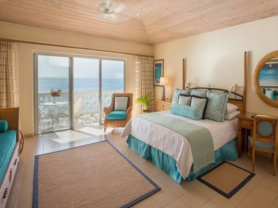 One Bedroom Bluff Suite