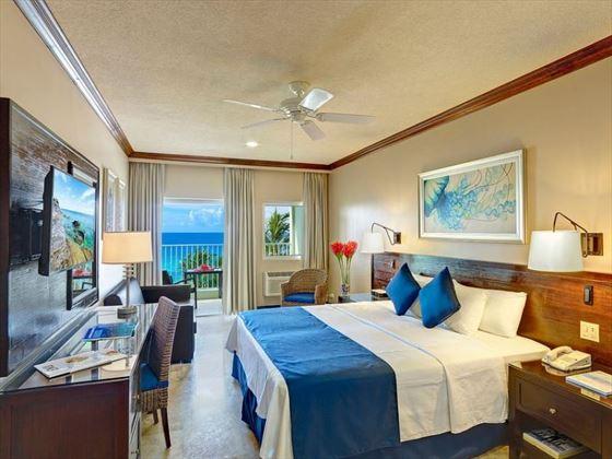 Deluxe Ocean Front Room
