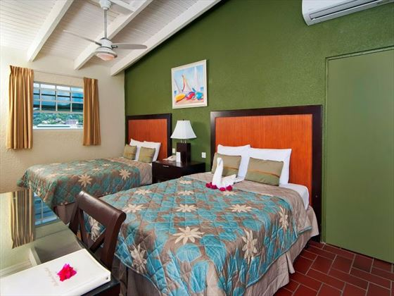 Deluxe One-Bedroom at Blue Horizons