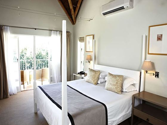 Deluxe Room at Le Franschoek Hotel