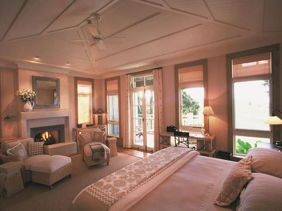 Deluxe Suite at Kauri Cliffs