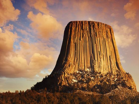 Devil's Tower National Monument, Wyoming