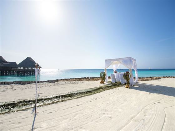 Dream weddings at Diamonds Star of the East