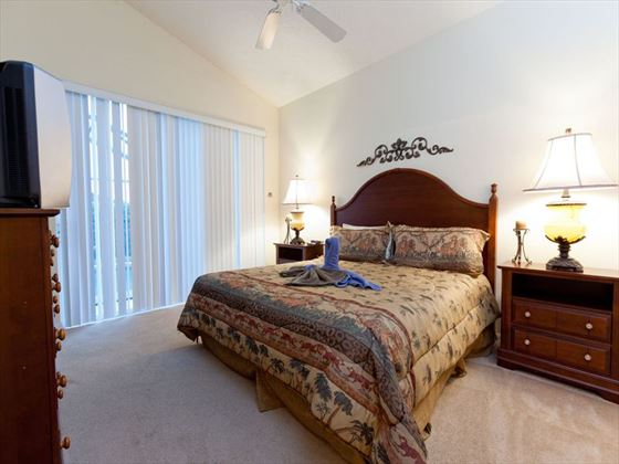 Disney Area Executive Double Bedroom