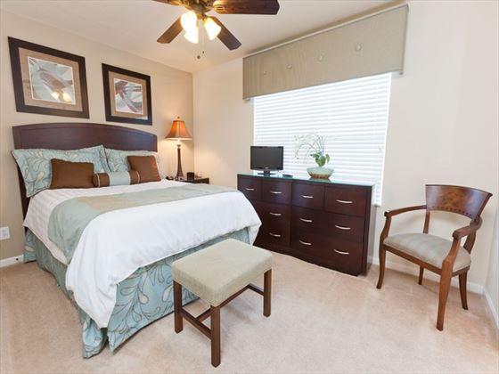 Disney Area Executive Plus Homes Bedroom