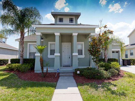 Disney Area Platinum Homes Villa Front