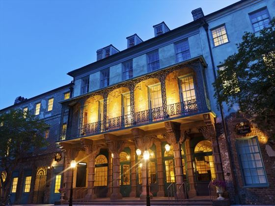 Dock Street Theatre in Charleston