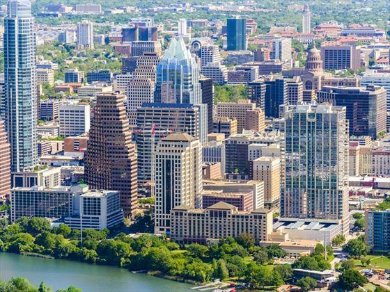 Downtown Austin cityscape