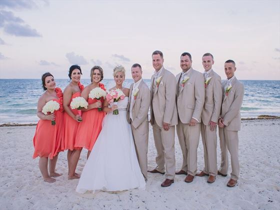 Dreams Riviera Cancun Resort & Spa wedding