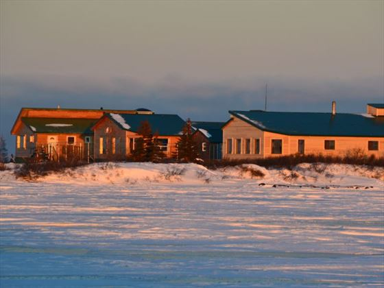 Dymond Lake Lodge; Churchill Wild