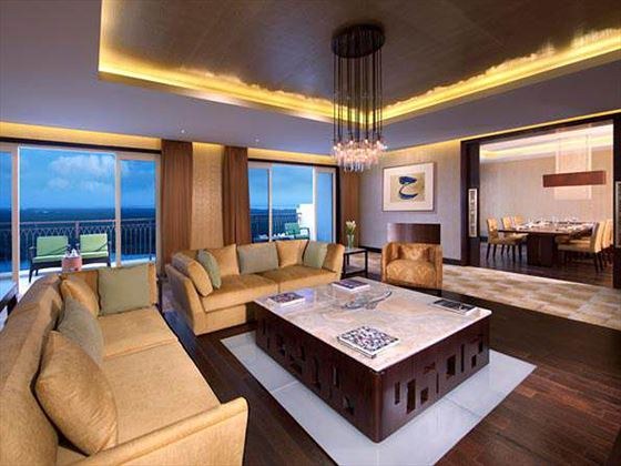 Eastern Mangroves Hotel & Spa by Anantara living room
