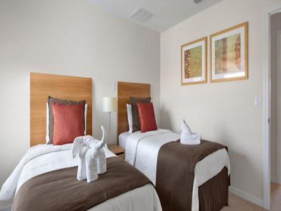 CLC Encantada typical twin room